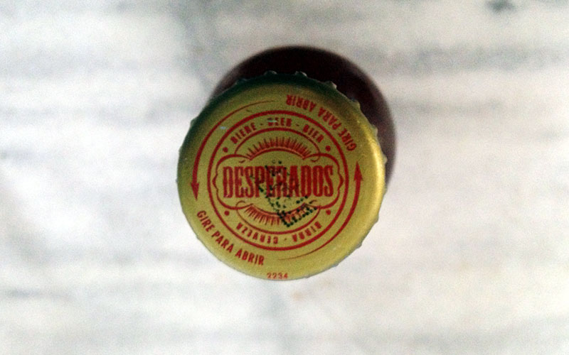 Cerveja Desperados (Alan Corrêa)