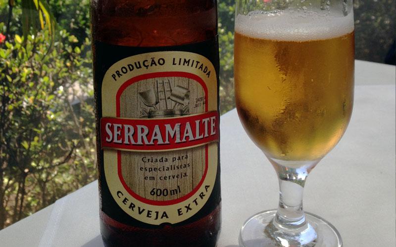 Quem fabrica a cerveja Serramalte? Conheça esta breja extra e dourada